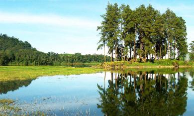 Situ Patengan (Danau Patenggang) Ciwidey
