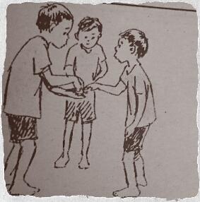 """Permainan tradisional sunda """"Cingciripit"""""""