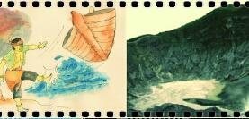 Dua cerita Legenda Jawa Barat